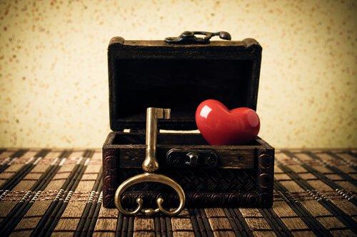 La chiave nella serratura